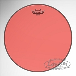 Remo Emperor Colortone 2 Ply Batter Drum Head - Red