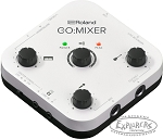 Roland GO MIXER - Audio Mixer For Smart Phones or Tablets