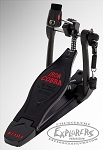 Tama Limited Edition Iron Cobra 600 Series 25th Anniversary Single Bass Drum Pedal in Jet Black