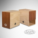 LP Peruvian Ultra-Bass Cajon LP8800LB with Case