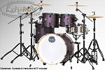 Mapex Drum Set Armory Series 5 Piece Rock Shell Pack - Purple Haze