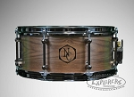 Noble and Cooley 6.5 x 14 Walnut Ply Snare Drum