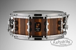 Sonor One of a Kind 6 x 14 Exotic Poisonwood Snare Drum