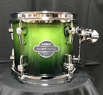 Sonor Select Force 7x8 7 Ply Maple Mounted Tom - Green Fade