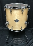 Sonor Select Force 16x16 7 Ply Maple Floor Tom - Natural Lacquer