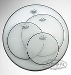 Remo Silentstroke Batter & Resonant Mesh Drum Heads