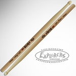 Vic Firth John Mapes Corpsmaster Signature Snare Drum Sticks - Hickory