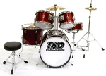 TKO 5 piece Junior Drum Set