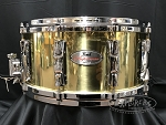 Used Pearl Snare Drum Reference Series 6.5x14 3mm Brass Shell