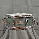 CANOPUS YABIA II 5.5X14 6-PLY MAPLE GREY SPARKLE