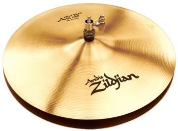 zildjian a series new beat hi hat cymbal pair. Black Bedroom Furniture Sets. Home Design Ideas