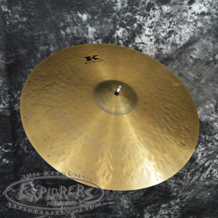 How To Date a Vintage Zildjian using the Maker s Stamps
