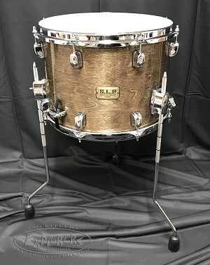 Tama Snare Drum S.L.P. 10x14 Duo Birch in Transparent Mocha