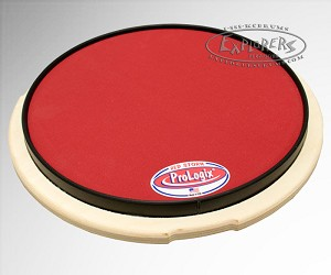 "Prologix Percussion 12"" Red Storm Moderate Workout Practice Pad"