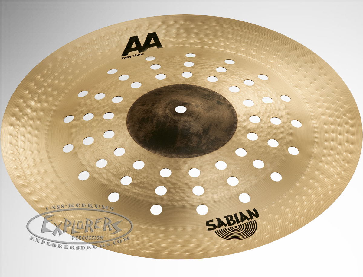 sabian aa holy china effects cymbal. Black Bedroom Furniture Sets. Home Design Ideas