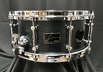 Tama Snare Drum Limited Edition 6x14 Abe Cunningham Signature 3mm Brass Shell in Blue Grind