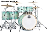 Mapex Drum Set Armory 6-Piece Studioease Birch/Maple Shell Pack in Ultramarine Gloss