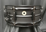 Tama Snare Drum Metalworks 5.5x14 Steel 1.2mm Shell in Matte Black Finish