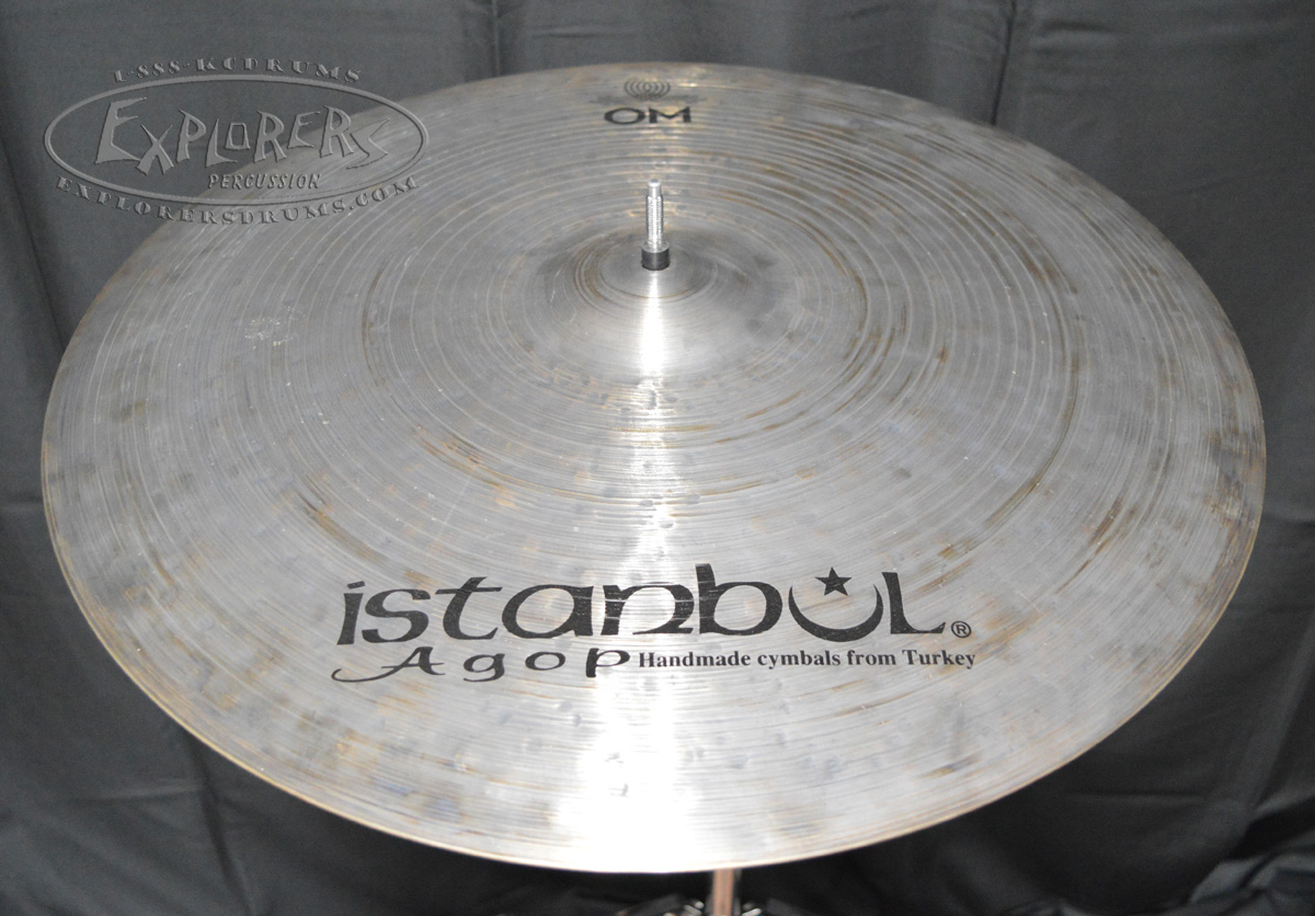 istanbul agop 20 om cindy blackman signature crash cymbal. Black Bedroom Furniture Sets. Home Design Ideas