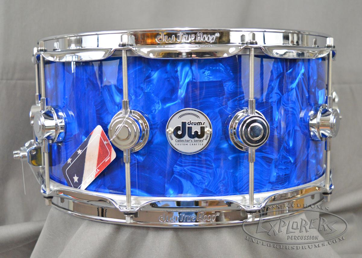 e0d2a05f1849 DW Snare Drum Collectors Series 6.5x14 Cherry Mahogany w ...