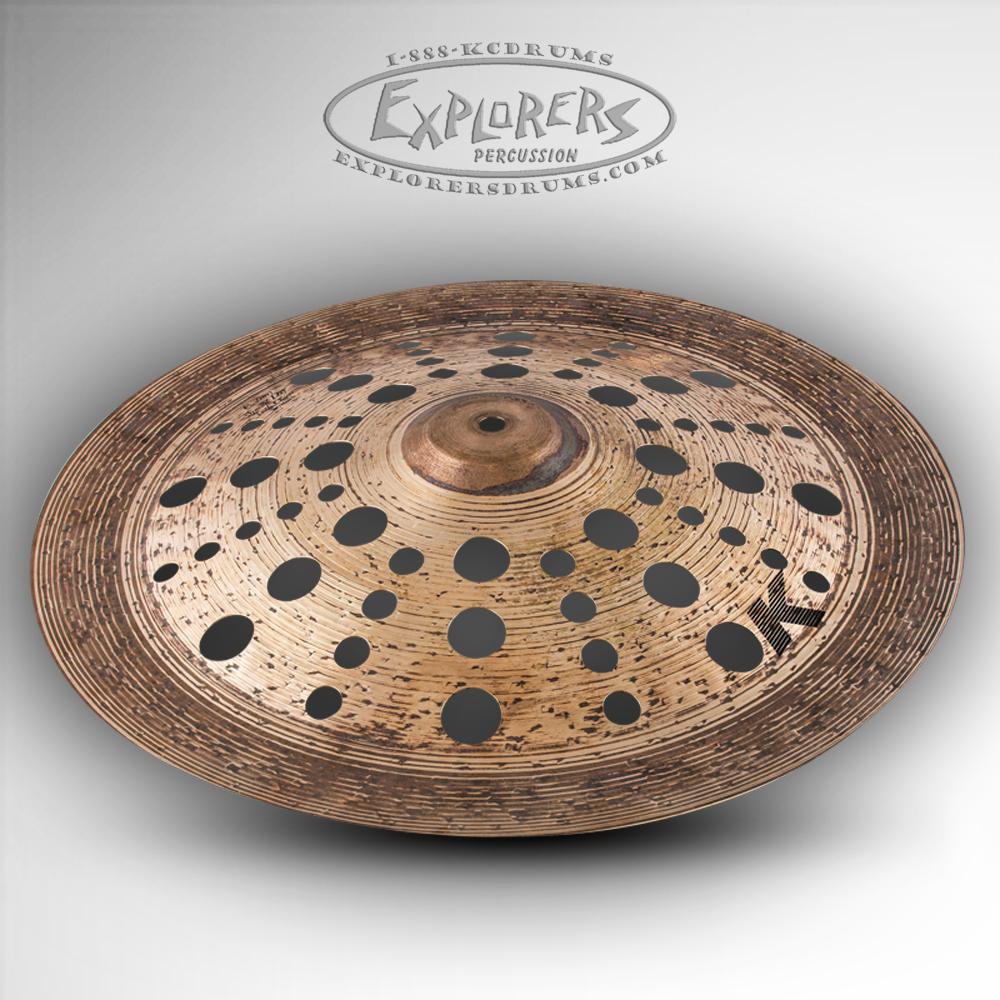 zildjian 18 k custom special dry trash china cymbal. Black Bedroom Furniture Sets. Home Design Ideas