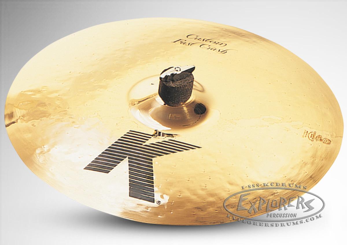 zildjian k custom fast crash cymbal. Black Bedroom Furniture Sets. Home Design Ideas