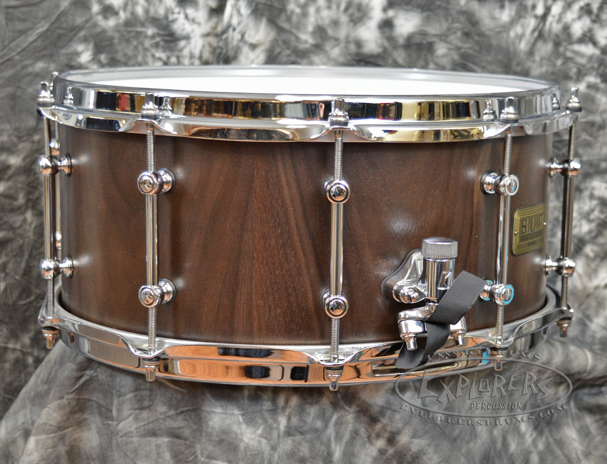 tama snare drum s l p series g walnut shell. Black Bedroom Furniture Sets. Home Design Ideas