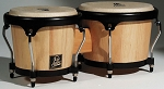 LP Aspire Wood Bongos