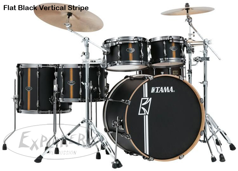 Tama Drum Set Superstar Hyper-Drive Duo 5 Piece Shell Pack