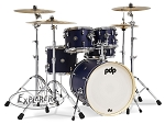 DW PDP Drum Set Spectrum Series 5 Piece Maple/Poplar Shell Pack - 20,10,12,14 & 5.5x14