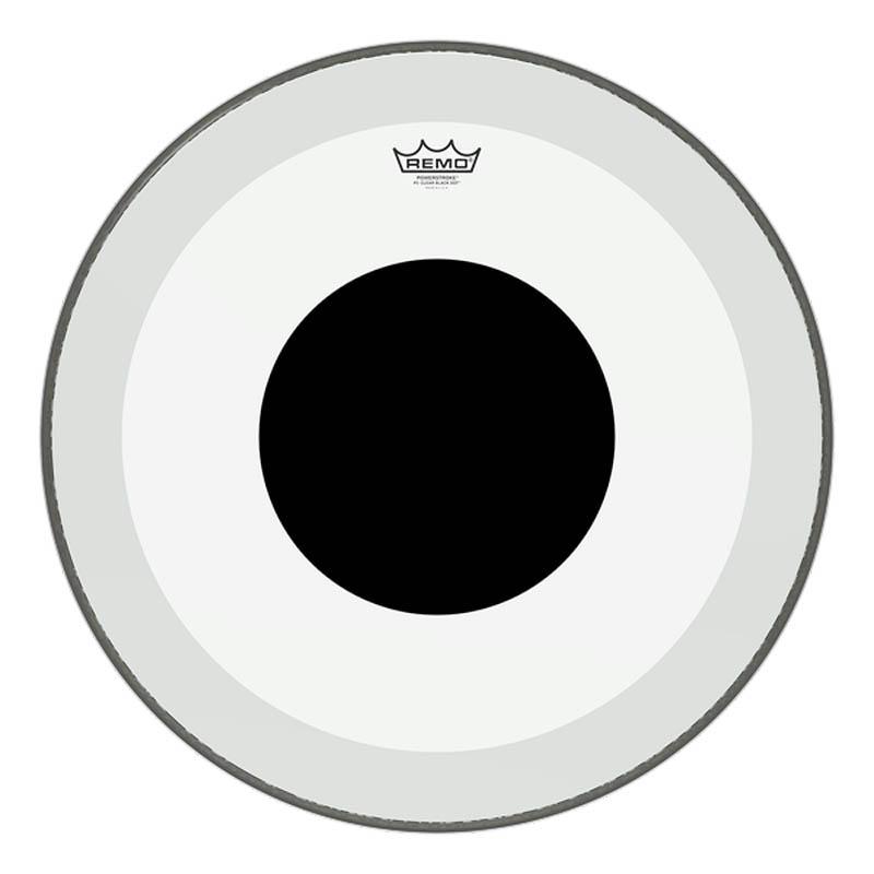 "Tom Batter Black Dot Remo CS Ambassador Clear 14/"""