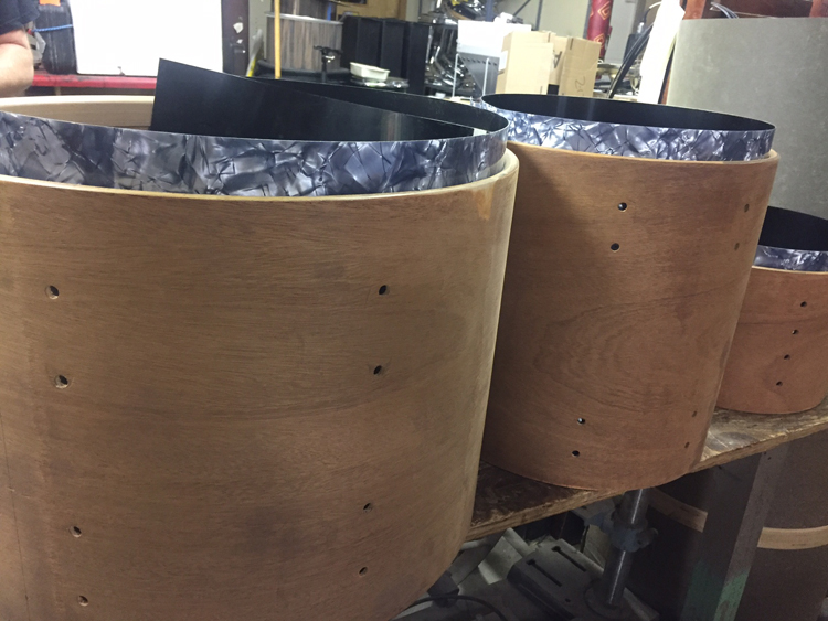 drum refinishing