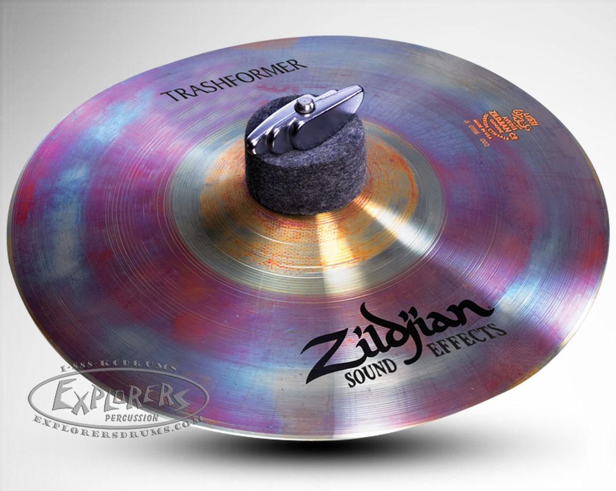 zildjian fx trashformer effects spalsh cymbal. Black Bedroom Furniture Sets. Home Design Ideas