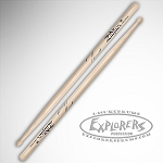 Zildjian 5B Wood Tip Drum Stick Pair