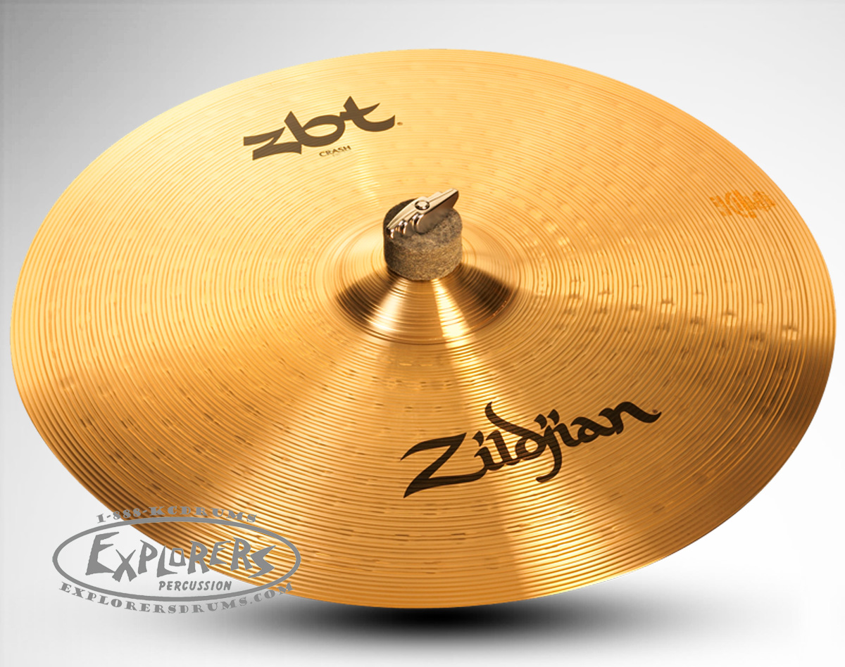 zildjian zbt series crash cymbal. Black Bedroom Furniture Sets. Home Design Ideas