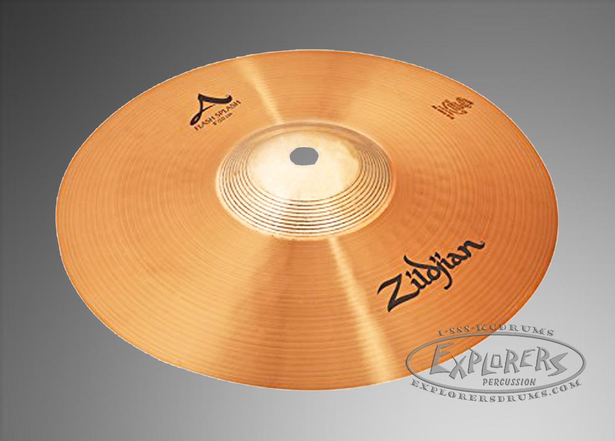 zildjian 8 a series flash splash cymbal. Black Bedroom Furniture Sets. Home Design Ideas