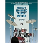 Alfred's Beginning Drumset Method - Book/CD - Dave Black & Sandy Feldstein
