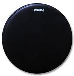 Aquarian Jack DeJohnette Black Texture Coated Single Ply Drum Head