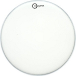 Aquarian White Texture Coated Single Ply Drum Head