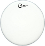 Aquarian Response 2 White Texture Coated Double Ply Drum Head
