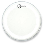 Aquarian Super 2 White Texture Coated Double Ply Drum Head