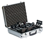 Audix  D Series Professional 5-piece Drum Microphone Package