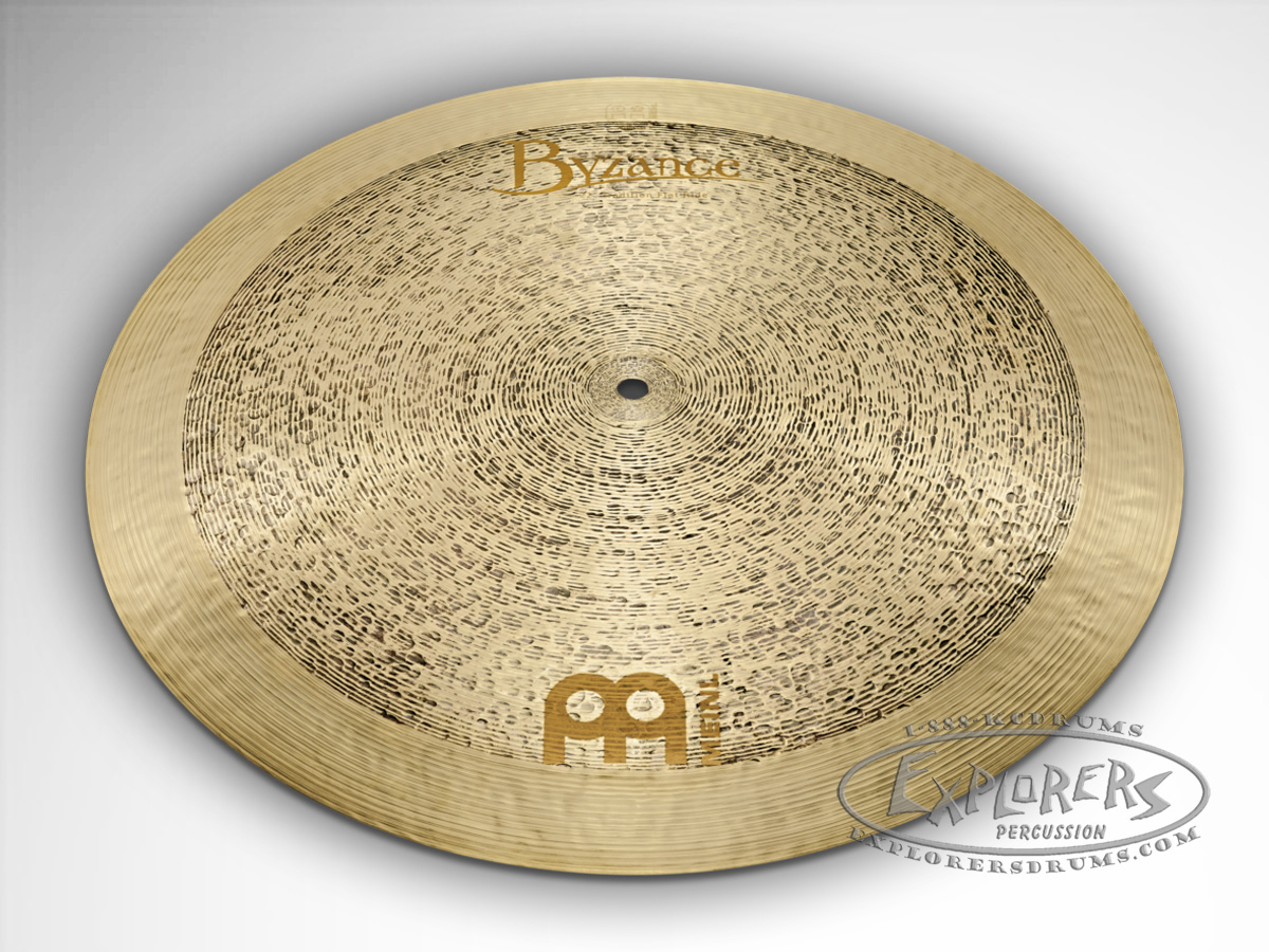 meinl 22 byzance jazz traditional flat ride cymbal. Black Bedroom Furniture Sets. Home Design Ideas