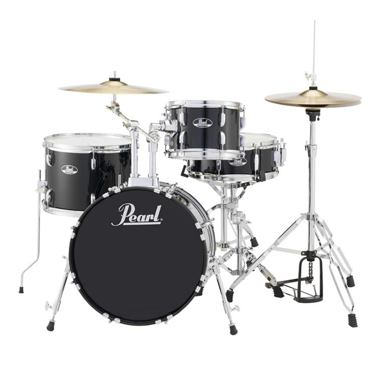 pearl roadshow jazz configuration complete drum set. Black Bedroom Furniture Sets. Home Design Ideas
