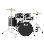 Pearl Roadshow Fusion Configuration Complete Drum Set