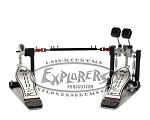 DW 9002 Series Longboard Double Bass Drum Pedal
