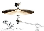 DW Incremental Hi Hat Clutch with X Hat Mounting Arm