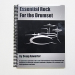 Essential Rock for the Drum Set - Doug Auwarter