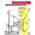 Essential Styles for the Drummer and Bassist Book 1 - Steve Houghton