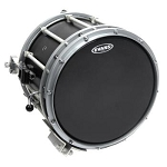 Evans Hybrid-S Black Marching Snare Drum Head